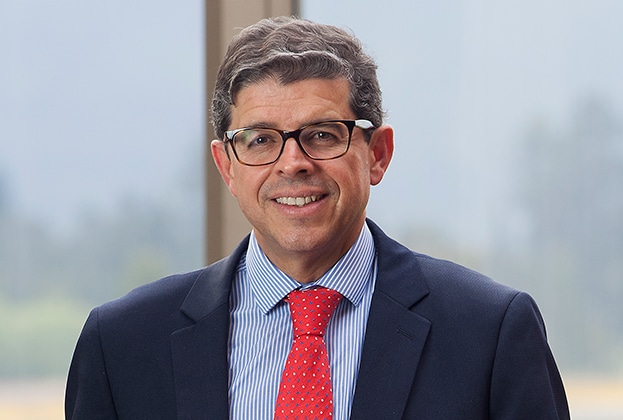 Jorge Iván Gómez, profesor de INALDE Business School