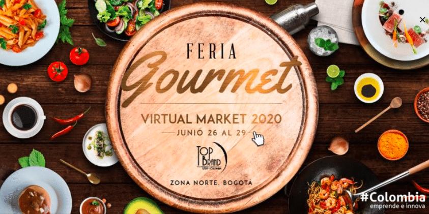 Feria Gourmet Virtual Market 2020