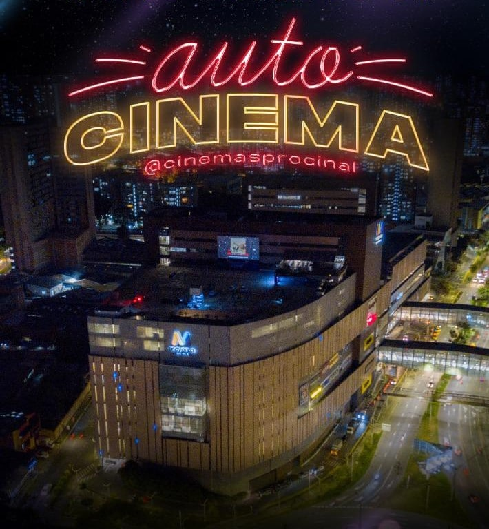Auto Cinema - Cines Procinal