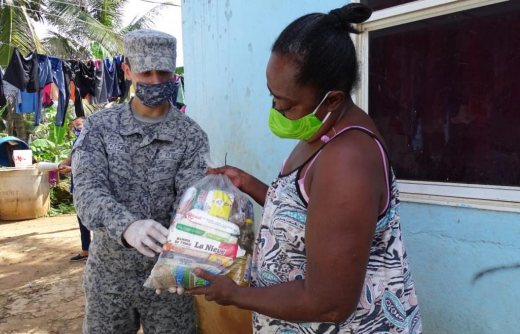 Misión INALDE: 171 mercados para las poblaciones de San Andrés